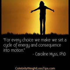 Carolyn Myss on Choice