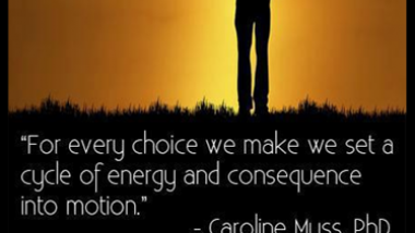 Carolyn Myss on Choice