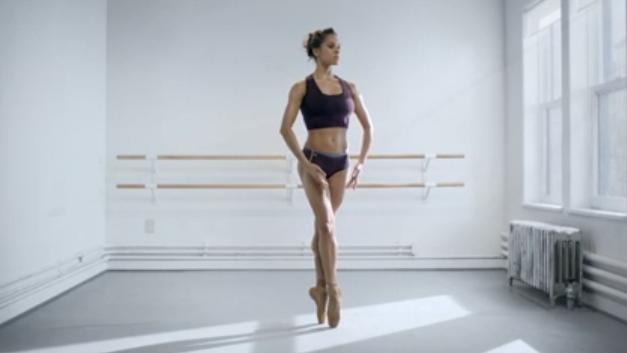 ballerina Misty Copeland