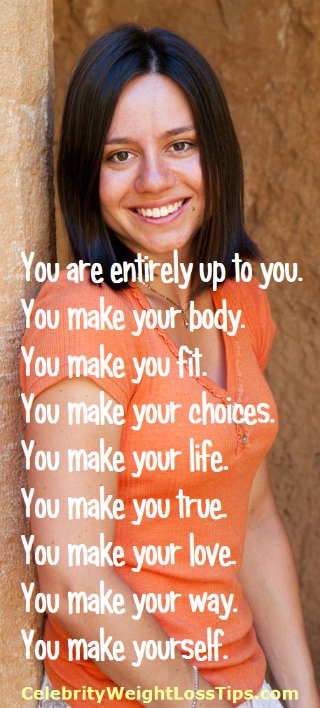 You Make Yourself
