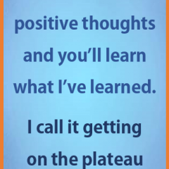 Clark Terry on Positive Thoughts
