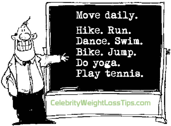 Fitness Chalk Talks: Move Daily