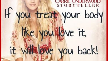 Carrie Underwood's Storyteller album