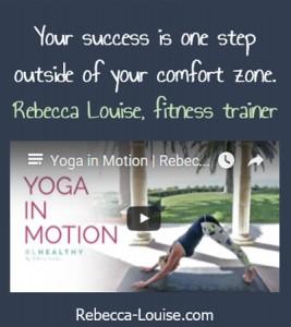 Rebecca Louise on Success