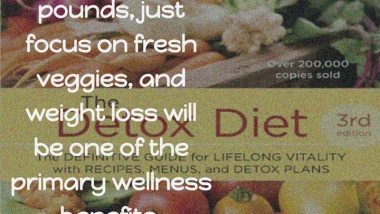 The Detox Diet by Dr. Elson Haas