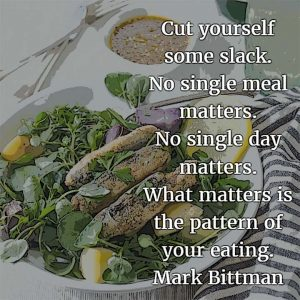 Mark Bittman on Eating Well