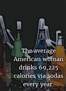 don't drink sodas