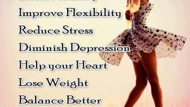Health Benefits of Dance