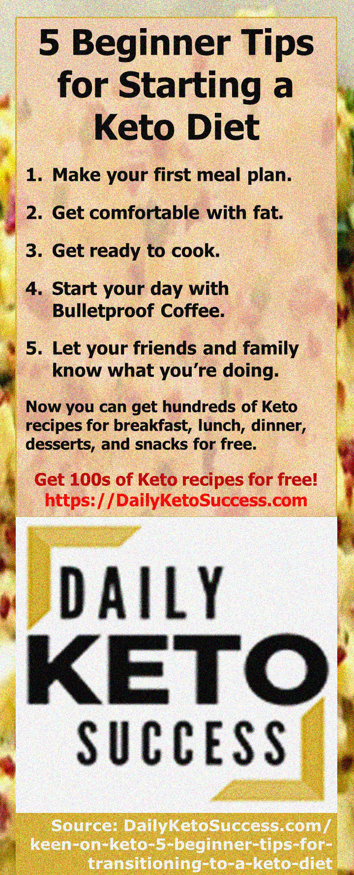 Keto - Daily Keto Success