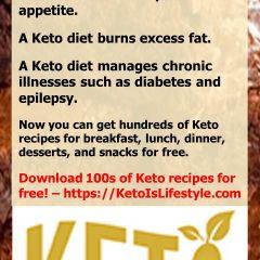 Keto Is Lifestyle Recipes