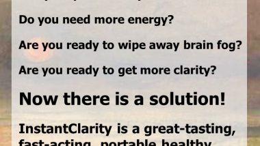 Get Instant Clarity