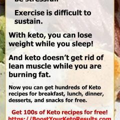 Keto Exercise