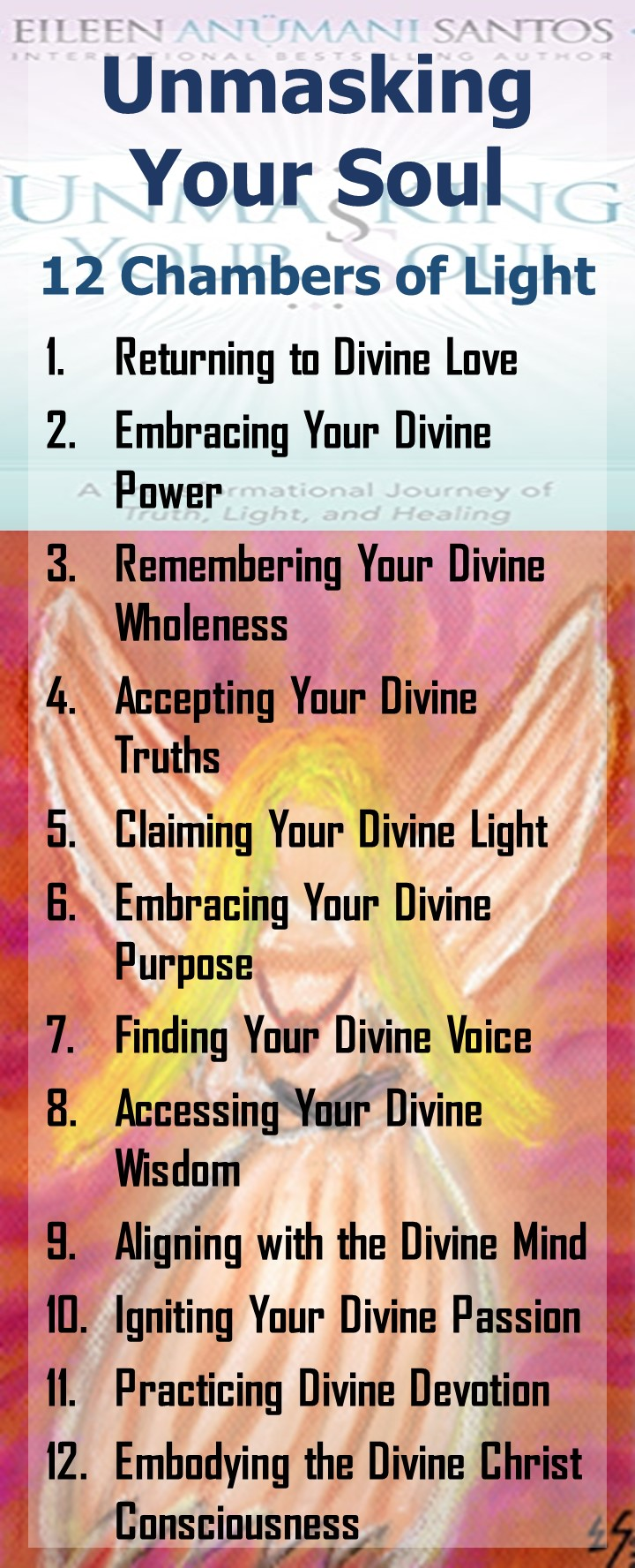 Unmasking Your Soul: The 12 Chambers of Light