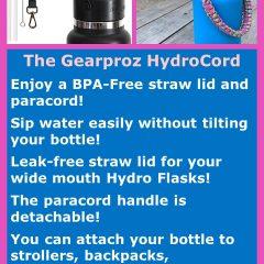 Gearproz HydroCord for Hydro Flasks!